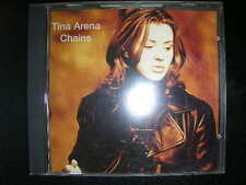 Chains / Greatest Gift  by Tina Arena  CD 1996, Epic
