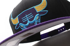 Chicago Bulls New Era 9Fifty 'Air Jordan 8 Aqua' Adjustable Snapback