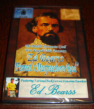 New DVD Ed Bearss Nathan Bedford Forrest Murfreesboro TN Raid  battle Civil War
