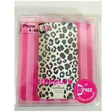 Hallmark Leopard Iphone 4 / 4S Case 1 pc