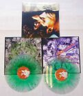 "Carcass ""Wake Up And Smell The..."" Clear / Green Splatter Vinyl - NEW"