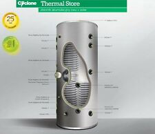 Thermal store with solar coil, prices from £965.64 plus VAT  Earth save products