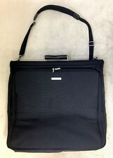 Porsche Design Pathfinder Black Shoulder Garment Bag Carry on Luggage