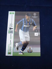 Panini UEFA Champions League card 2007/8 # 56 - Maxwell - Inter