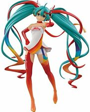 Banpresto SQ Vocaloid Hatsune Miku Racing GT Project Miku 2016 Racing Ver Figure