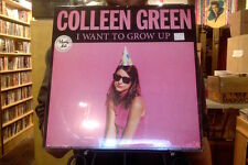 Colleen Green I Want to Grow Up LP sealed vinyl + mp3 download