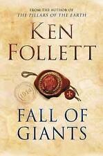 Fall of Giants by Ken Follett (Hardback, 2010) New Book