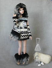"Northern beauty handmade outfit for Tonner doll Cami Antoinette Body16"" Clothing"