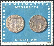 Mexico 1974 Numismatic Exhibition/Money/Coins/Currency/Commerce 1v (n42916)