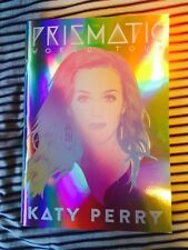 RARE Prismatic Tour Program Book Katy Perry PRISM VIP SOLD OUT