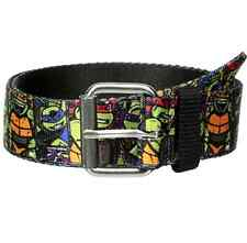 Teenage Mutant Ninja Turtles TMNT Kids Boys' Pants Belt Buckle School Belts M/L