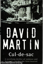 Cul-de-sac by David Martin (Hardback, 1997)