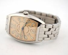 FRANCK MULLER CASABLANCA AUTOMATIC 2852 MENS WATCH
