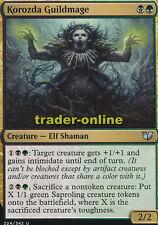 2x Korozda Guildmage (Korozda-Gildenmagier) Commander 2015 Magic
