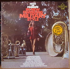 HITS ON PARADE IN NEW SWINGING MILITARY STYLE SEXY COVER HOLLAND PRESS LP