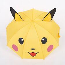 Plastica Portatile Pieghevole Simpatico Fumetto Bottiglia Sole Ombrello Pikachu