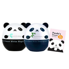 [Tonymoly] Panda's Dream White Magic Cream+ Sleeping Pack + Free Gift