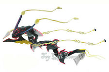 New Poke Plush Doll Figure Mega Rayquaza 88CM BLACK