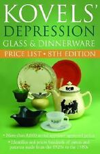 Kovels' Depression Glass and Dinnerware Price List, 8th edition (Kovel-ExLibrary