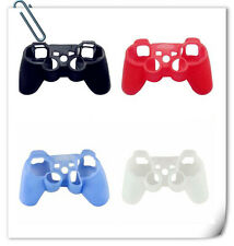PS3 Sony PlayStation Dualshock Wireless Controller Silicon Grip case protector