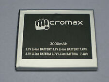 REPLACEMENT A114 /A115/ A116/ A117/ A210/A92 Battery-3000/ 2000MAH FOR MICROMAX