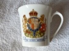 THE QUEEN MOTHER 90 AYNSLEY Commemorative Bone China Mug