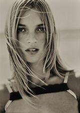 Mario Testino Kate Moss Limited Edition Photo 33x45 Arles 1996, Milan 2006 B&W