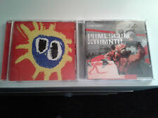 Primal Scream - 2 CD ALBUMS Screamadelica / Exterminator