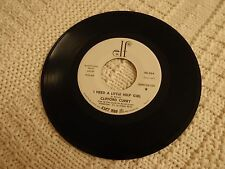 CLIFFORD CURRY I NEED A LITTLE HELP GIRL/SOUL FESTIVAL  ELF 90024 PROMO M-