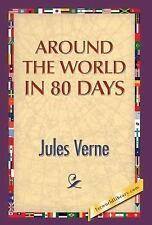 Around the World in 80 Days by Jules Verne (2013, Hardcover)