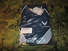 US AIR FORCE JACKET, AF, PTU XXXX-LARGE LONG PHYSICAL FITNESS UNIFORM MILITARY