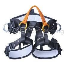 Rock Climbing Safety Harness Bust Belt for Tree Carving Aerial Work Construction