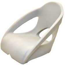 Bayliner Boat Seat Shell 34919501 | Trophy Grey Plastic
