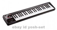Roland MIDI Keyboard Controller A-49-BK Black 49 key From Japan