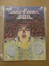 DISTANT SOIL #4 VF WARP GRAPHICS US MAGAZINE