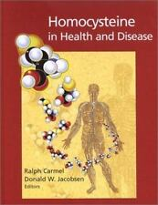 Homocysteine in Health and Disease