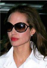 New Tom Ford FT0008 Women Celebrity Shades Oversized Designer Sunglasses