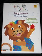 DVD Baby Einstein BABY NEWTON Discovering Shapes Exploration