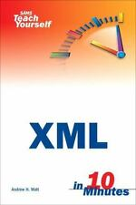 Sams Teach Yourself XML in 10 Minutes