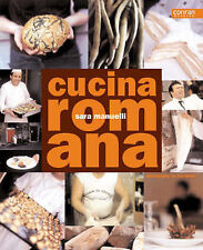 Cucina Romana (Conran Octopus Cookery),GOOD Book