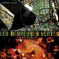 LES NEGRESSES VERTES-GREEN BUS: EN PUBLIC  CD NEW