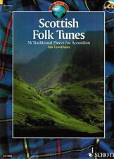 Akkordeon Noten : Scottish Folk Tunes (Schottische Volksweisen) mit CD -  mittel