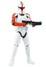 "STAR WARS : ATTACK OF THE CLONES : CLONE TROOPER CAPTAIN 12"" MEDICOM FIGURE"