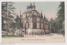 """CPA """" DREUX - Abside de la Chapelle Saint-Louis   **** A Voir ****"""