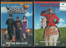 Rocky & Bullwinkle and Dudley Do-Right DVD 2-pack,  NEW, Wal-Mart Exclusive