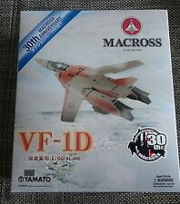 Yamato Macross VF-1D Valkyrie 1/60 30th Anniversary Limited Edition Ultra RARE