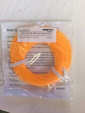 AIRFLO POLYFUSE DELTA FLOATING WF4/5F FLY LINE MSRP $56.95