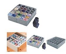 30Zelle Bambus Holzkohle Unterwäsche Krawatten Socken Schublade Aufbewahrungsbox