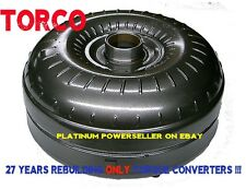 Ford Torque Converter - AX4N 4F50N Taurus Sable Freestar Monterey 2004 up