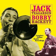 Complete Fifties Studio Recordings - Jack & Bobby Hackett Teagard (2011, CD NEU)